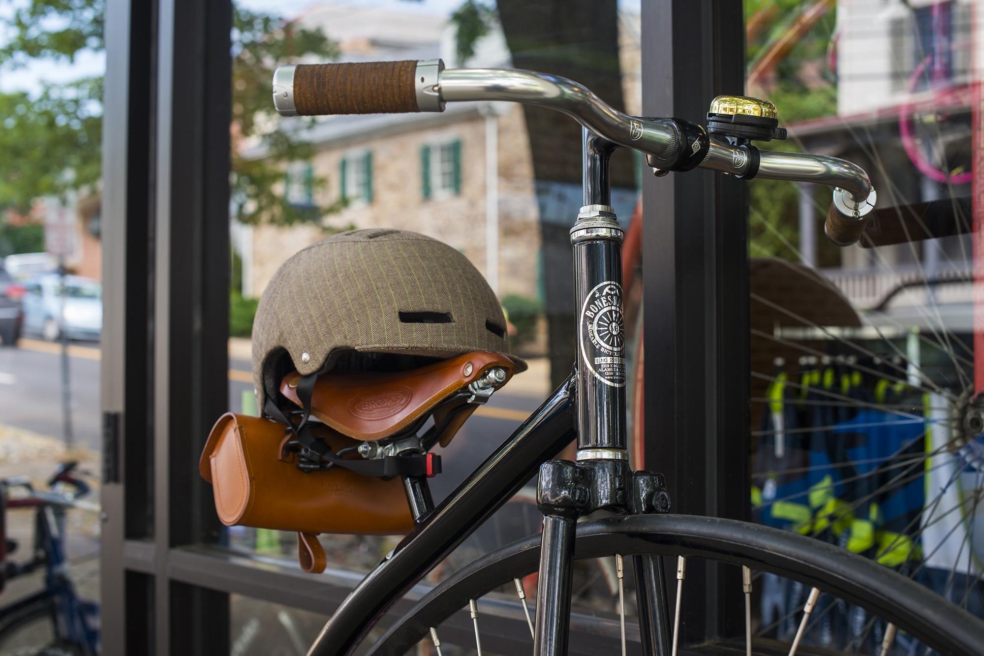 Highwheel bike in Doylestown