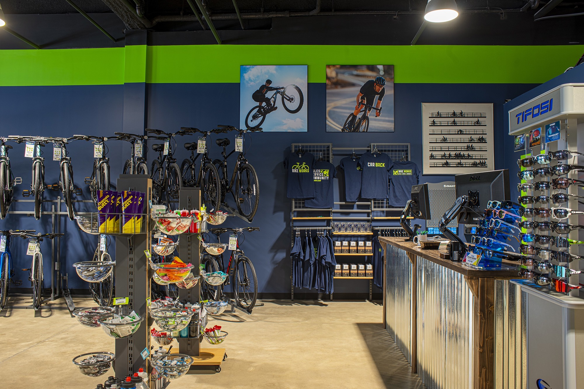 Bike Works opens new location in Newtown, Bucks County, PA